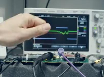 谷歌Project Soli 手势传感器实现无接触控制