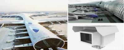 泰邦泰平科技复眼摄像机为机场安防监控提供新方案