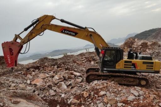 雷沃FR510E-HD挖掘机专家揭秘