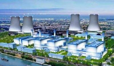 中国能建签订2×400MW级燃气-蒸汽热电联产项目