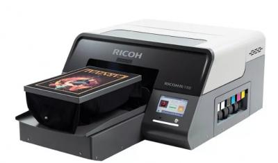 理光将于今年五月在欧洲市场推出两款新型喷墨打印机