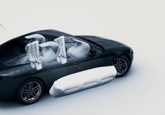 采埃孚发布车身外部安全气囊,可提升对于乘客的保护
