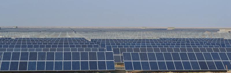 中建材为Welink Energy在葡萄牙219MW光伏电站提供组件