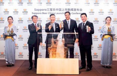 日本三宝乐啤酒入华 借助百威能否获中国消费者青睐 ?