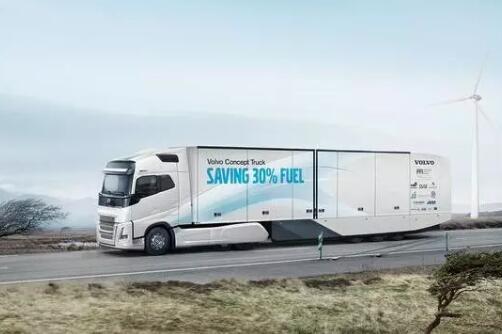 沃尔沃卡车加大投资力度 探索更环保的运输解决方案