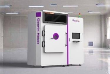 智束科技骨科医疗专用电子束金属3D打印机型QBEAM Med200 TCT亚洲展首发