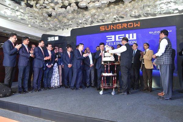 阳光电源在印度的逆变器产能达到了3GW
