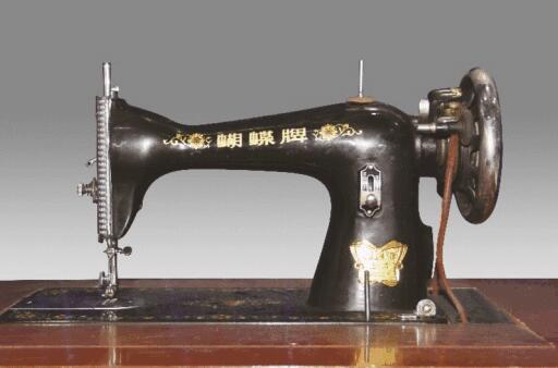 """家用缝纫机的历史演变之""""百年蝴蝶""""的蜕变之路"""