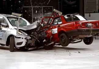 HIS正测试新技术:可防止65%的行人碰撞事故,使死亡人数减少58%