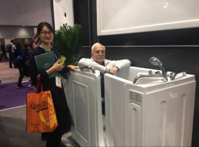瑝玛卫浴携研发新品首次登上KBIS舞台,惊艳海外地区群众