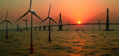 莆田平海湾海上风电场三期项目获省发改委批复核准