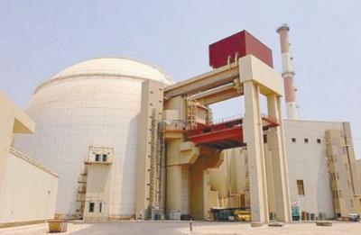 伊朗布什尔核电站将暂停运转更换燃料棒