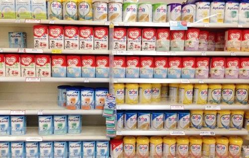 中国奶粉市场竞争白热化:人口红利消失 高端化趋势名称