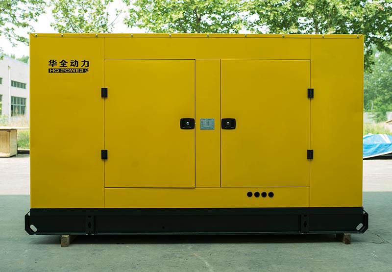 工程施工全自动发电机组非正常烧瓦故障原因