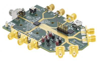 ADI高集成度微波上、下变频器 支持所有5G毫米波频带
