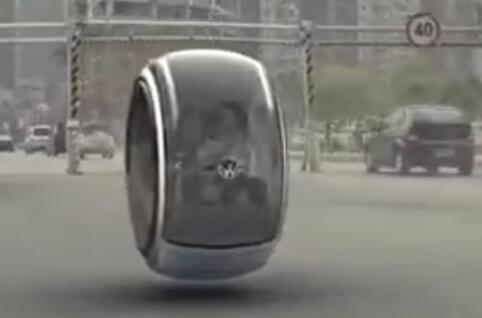 中国90后女孩造磁悬浮汽车,直接飘在空中,让德国甘拜下风
