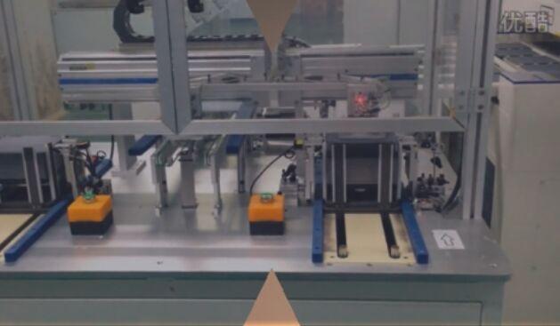 硅片自动化生产流水线操作