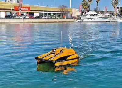 5G无人船监测系统惊艳亮相 彻底改变传统水生态环境监测监管模式