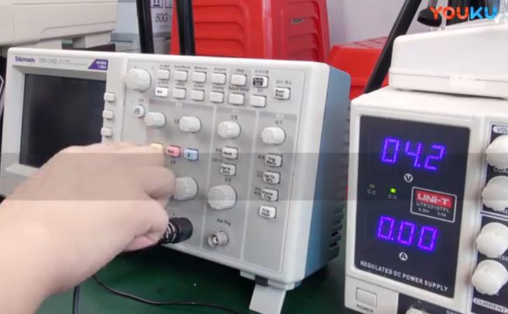 示波器在手机中的常用测试实例