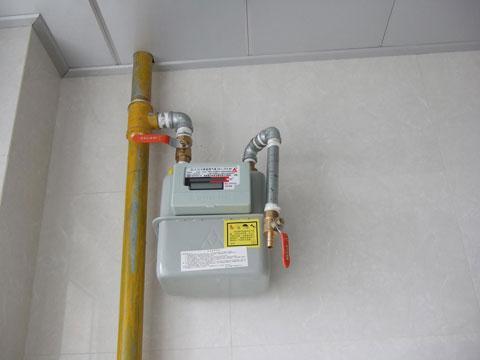 燃气表怎么看余额?燃气表尺寸、安装位置及移位费用