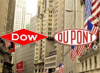 DowDuPont公司材料科学部门分离 于4月1日成为新的陶氏