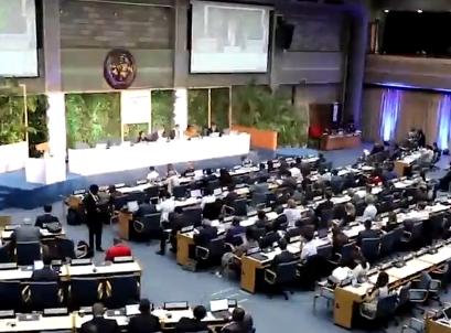 第四届联合国环境大会在肯尼亚开幕