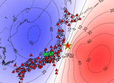 日本研发出新型重力仪 能提前10秒发出地震预警信号
