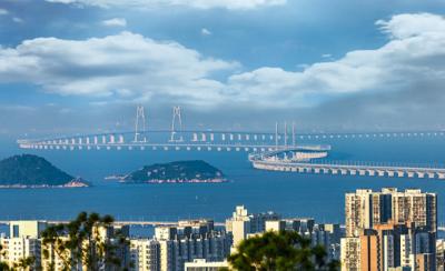ABB助力港珠澳跨海大桥建设