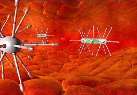 美国研究人员研发新型纳米机器人,或将按需输送药物