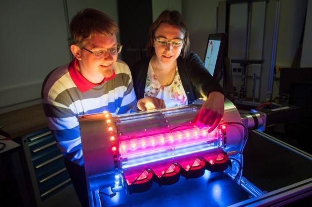 德国研究出一种特别的加热/冷却系统原型 效率为热泵两倍空调三倍