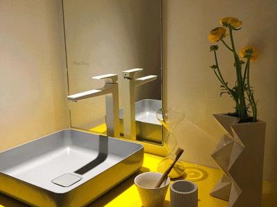汉斯格雅旗下两大卫浴品牌亮相2019ISH法兰克福展