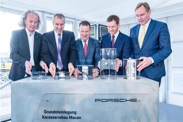 保时捷莱比锡工厂45亿扩建 投产电动版Macan