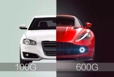 600G超高速光传输走向商用 华为3项核心技术突破传输瓶颈