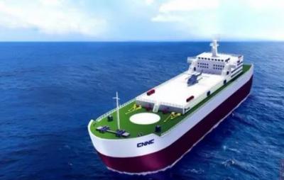 我国首个海上浮动核电站有望今年开工 核心部件由四川制造