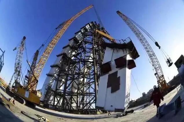 巨力索具新首钢大桥工程任务大揭秘