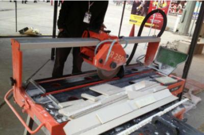 瓷砖切割机品牌、操作规程,图解切割机怎么换刀片