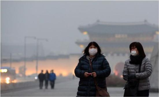 """韩国与NASA开展第二次""""韩美合作国内空气质量调查"""""""