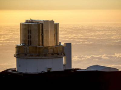 """日本""""昴星望远镜""""发现83个早期宇宙黑洞 经费紧张呼吁共同使用"""