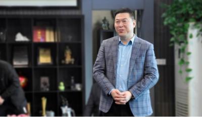 卫浴业传奇人物王永奇正式加盟尚高科技  担任公司总裁职位