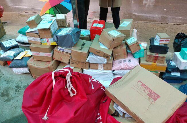 有快递包裹界的分众之称的纸箱哥 获余杭产业基金战略投资