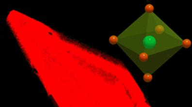 中科院首次合成出覆盖整个可见光发光光谱的零维非铅钙钛矿