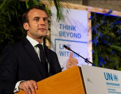 联合国环境大会提出变革蓝图 以保护地球退化资源