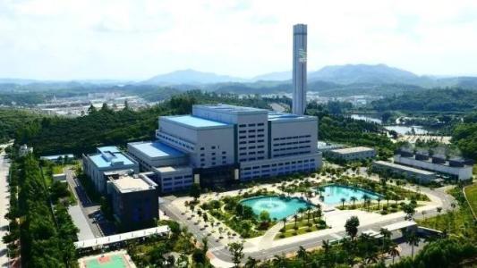 粤丰环保附属世丰与上海复旦、上海南一环保及山东三鼎成立合营公司