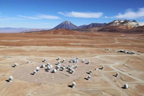 中国天文界正为SKA做充分科学准备 完成《中国SKA科学白皮书》