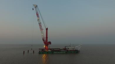 江苏三年规划提出 以海上风电为主 2020年风电突破1000万千瓦