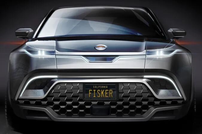 菲斯克宣布推出售价4万美元电动SUV 采用菲斯克标志性的大胆造型