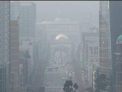 韩国多方合力发展微尘净化相关产业 为雾霾操碎了心