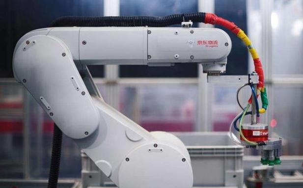 京东物流上线全球首套机器视觉批量入库系统