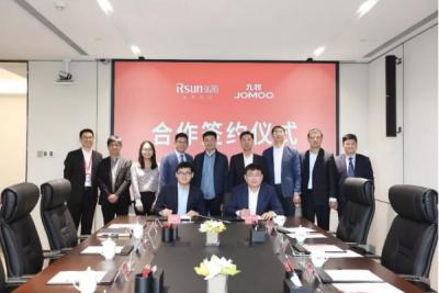 九牧与弘阳集团将在地产开发项目材料采购与供应等方面达成合作