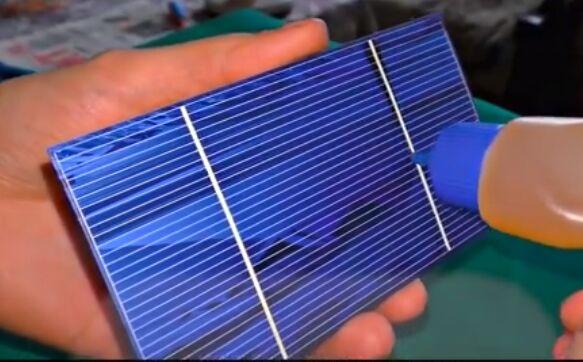 教你自制太阳能发电站 能够满足日常的照明需求,